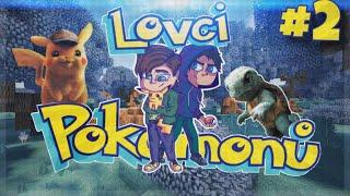 Chytili jsme 4 ÚPLNĚ NOVÉ POKEMONY a evolvujeme je! + nová DIMENZE ! Lovci Pokemonů v Minecraftu #2