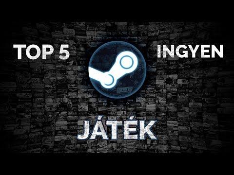 TOP5 INGYENES JÁTÉK STEAMEN