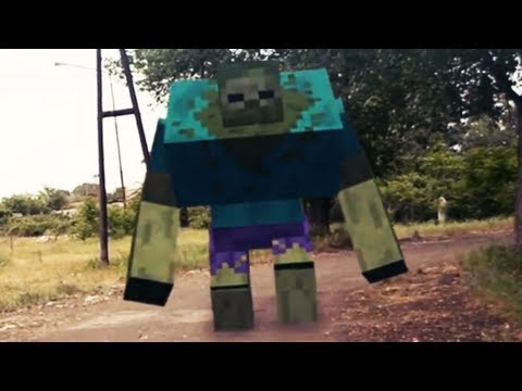 Minecraft Mods in Real Life