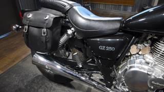 7. 2006 Suzuki GZ 250