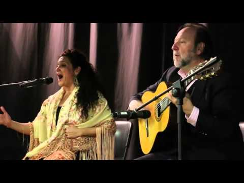 Espectáculo flamenco para alumnos de Octavo