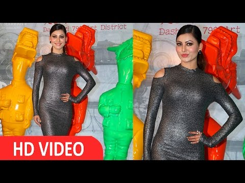 Urvashi Rautela At Red Carpet For Krishika Lulla's Party For The New Asian Restaurant DASHANZI