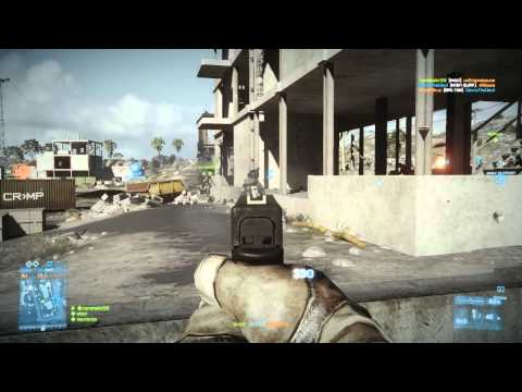 Battlefield 3 - Aggressive Mini-Killstreak