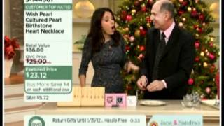 WishPearl at QVC(2011)