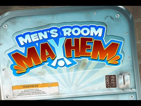 AppCheck: Men's Room Mayhem