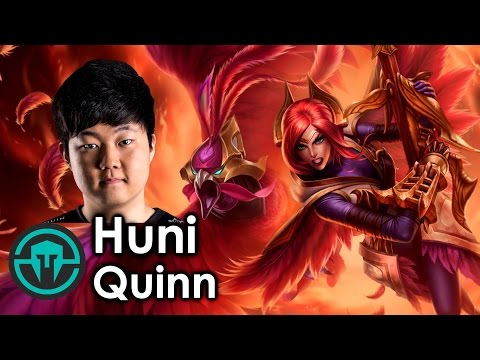 Quinn trong tay Huni