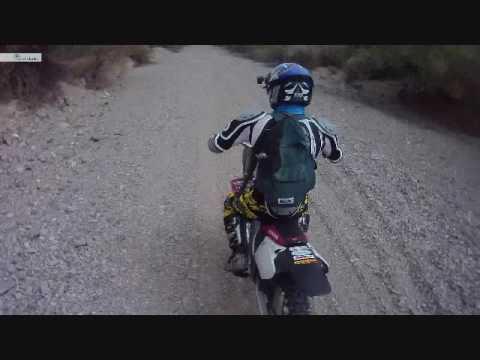 Lost footage CR125 @ Boulders