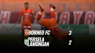 Download Video [Pekan 32] Cuplikan Pertandingan Borneo FC vs Persela Lamongan, 26 November 2018 MP3 3GP MP4