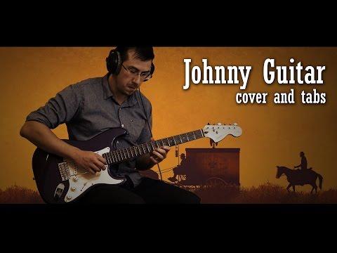 Johnny Guitar | The Spotnicks (Hans Hollestelle version) | Guitar Cover | Tabs