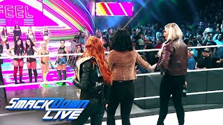 Nonton See How The First Ever Women S Tlc Match Became Reality  Smackdown Live  Dec  4  2018 Film Subtitle Indonesia Streaming Movie Download