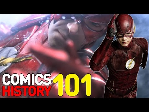 Comics - DC history lesson time! Here's everything you need to know about the Scarlet Speedster himself, the Flash!