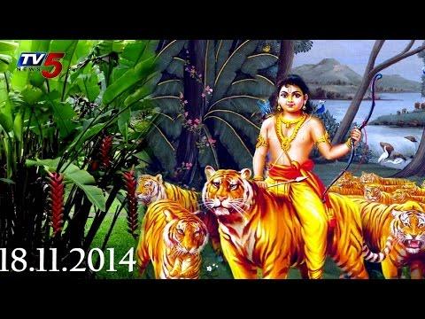 Suvarnabhoomi Sabarimala Maha Padayatra   18.11.2014 : TV5 News