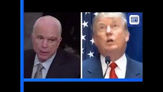 NEWS TODAY 24/7 - MCCAIN JUST ATTACKED TRUMP AFTER RELEASING A TWEET THAT STUNNED THE WHITE HOUSE!