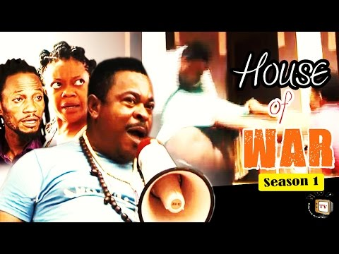 House of War season 1   -  2016 Latest Nigerian Nollywood Movie