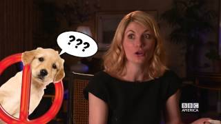 Settle in, and make a cuppa: it's 3 Questions, 2 Biscuits and 1 Cup of Tea... with JODIE WHITTAKER, star of BBC America's ...