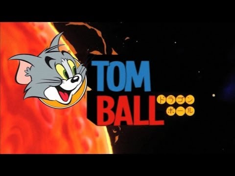 DRAGONBALL VS TOM AND JERRY
