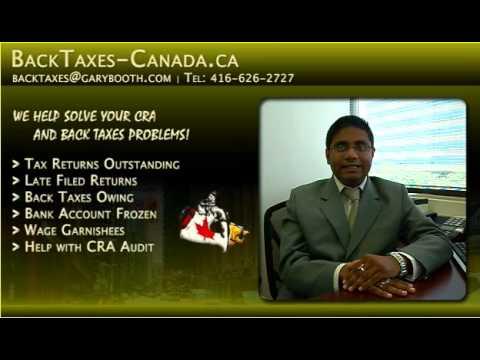 P18 Income Tax Preparation Services in Toronto | backtaxescanada.ca