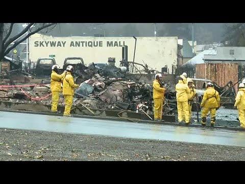 Καλιφόρνια: Μετά τις πυρκαγιές ήρθαν οι βροχές