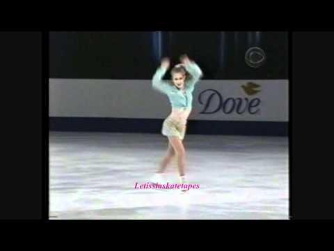 Tara Lipinski: 1999 Ice Wars 1 - Genie In A Bottle