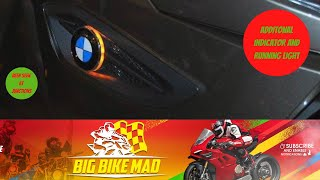 8. BMW K1300GT Roundel LED Running Lights and Indicators..