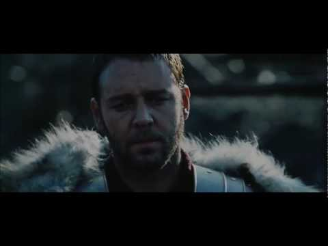 GLADIATOR TRAILER 2013 VERSION (видео)
