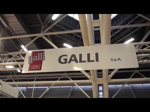 Galli Spa | STAND SIMAC - Bologna Italy - 8/10/October/2013