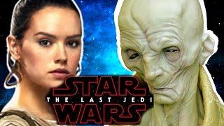 Video Snoke And Rey's Origin Comfirmed In Book: Empires End!?! (The Last Jedi Spoilers!) MP3, 3GP, MP4, WEBM, AVI, FLV Oktober 2017