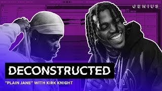 "Video The Making Of A$AP Ferg's ""Plain Jane"" With Kirk Knight 