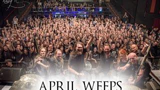Video APRIL WEEPS - A Way Of Mind (Live @MMC Bratislava supporting EPI