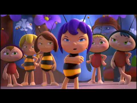 Animated Movie Official Trailer 2018 HD  Maya The Bee  The Honey Games