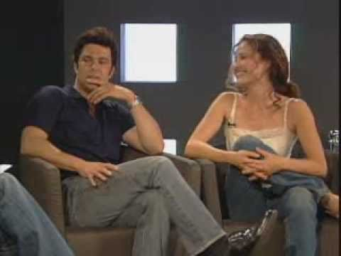 Carlos Bernard and Reiko Aylesworth on 24 Inside