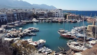 Kyrenia Cyprus  city photo : Kyrenia, Cyprus Walking Tour (Oct 19, 2013)