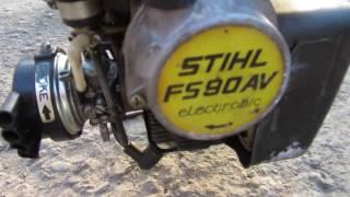 5. STIHL FS90 AV