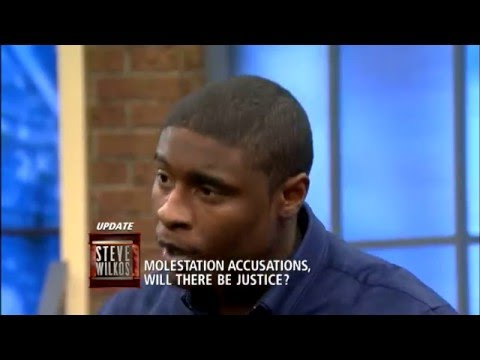 Update On Rodney From Molestation Accusations, Will There Be Justice? (The Steve Wilkos Show)