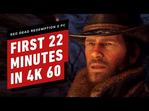 The First 22 Minutes of Red Dead Redemption 2 on PC (4K 60fps)