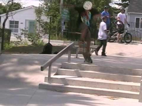 chester skatepark edit