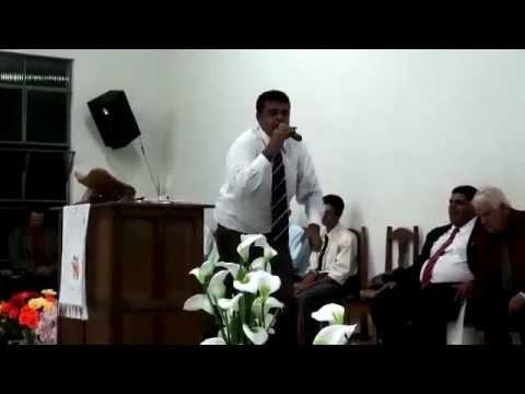 Pregador Paulo Ribeiro em Paineiras