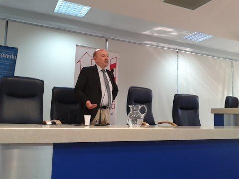 Ryszard Legutko w Tarnowie
