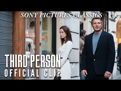 Third Person 1st Clip 'What's It About?'
