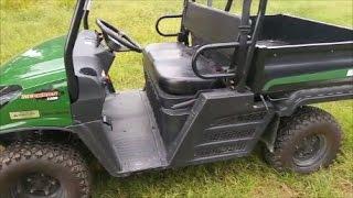 4. 2016 Kioti Mechron Diesel UTV Test Drive 2016