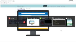 Разработка сайта для веб-студии за 45 минут