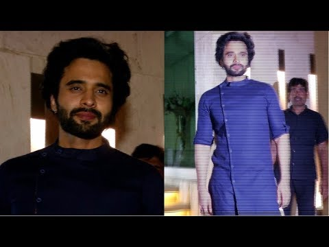 Jackky Bhagnani Attends Gaurav Gupta Brother's Wedding Party
