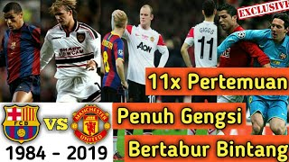 Video Sejarah Barcelona vs MU di Liga Champions | Head to Head Barcelona vs Manchester United MP3, 3GP, MP4, WEBM, AVI, FLV April 2019