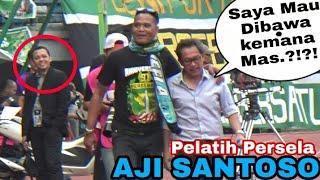 Download Video Dirijen Bonek datangi Pelatih Persela Aji Santoso dan ini yg Terjadi | Respect Persebaya vs Persela MP3 3GP MP4