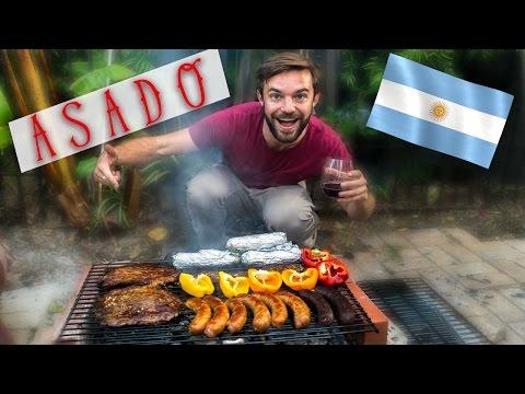 HOW TO MAKE AN ARGENTINIAN ASADO   DIY BBQ