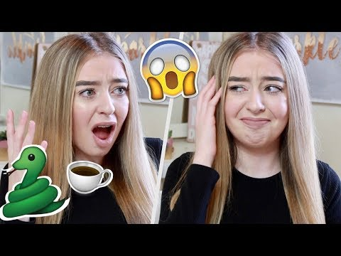 SPILLING THE TEA! THE TRUTH ABOUT ME & MORGZ & MY RELATIONSHIP STATUS! JUICY Q&A!