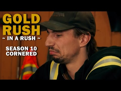 Gold Rush (In a Rush) | Season 10, Episode 14 | Cornered