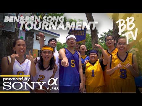 BBTV (By Ben&Ben) Ep. 6 | Basketball (Lifetime VS Pagtingin VS Doors)