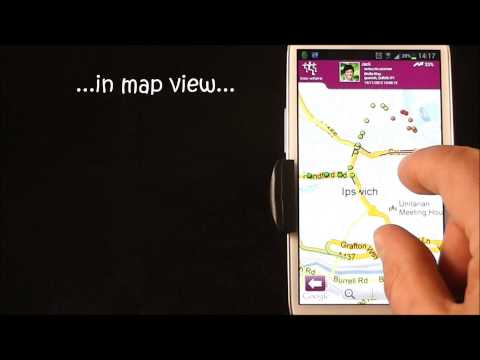 Video of Kno-Where Family Phone Tracker
