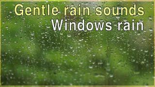 Video gentle rain sounds for sleeping 3 hours - windows rain MP3, 3GP, MP4, WEBM, AVI, FLV Juni 2019